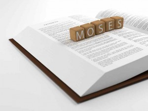 Moses and Bible